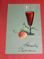 FANTAISIES -  CARTE  PEINTE  -  1906  - (2 Scans) - Autres