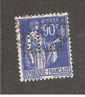 Perforé/perfin/lochung France No 368 L.B.  Louis Bouscarle - Perforés
