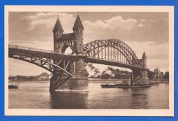 Deutschland; Bonn; Rheinbrücke - Bonn