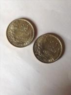 Lot De 2 Pieces, 20 FRANCS, 1950 B,TTB - France