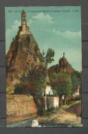 Le Puy - Le Mont Saint-Michel Et Le Rocher Corneille - Le Puy En Velay