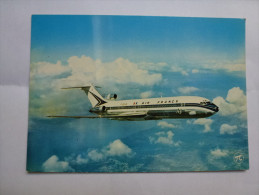 Aviation , Avion Boeing B 727 , Compagnie Air France - Aerodromes