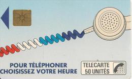 CARTE-PUBLIC-Ko54.591-50U-GEM-S/E-OFFSET-CORDON BLEU-V°-Mélange Ancien Alphabet.4N°noirs Et Rond +Let Maj-9162E-200€.TBE - France