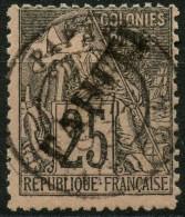 Tahiti (1893) N 15 (o)