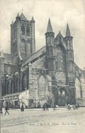 BELGIQUE - BELGÏE - GANT - GENT - Eglise Saint Nicolas - Gent