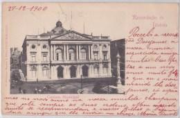 RECORDACAO DE LISBOA 1900 - Camara Municipal - Lisboa