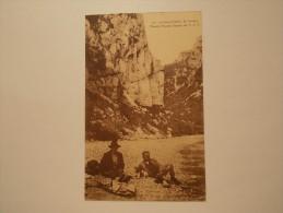 Carte Postale - Le Grand Canon Du Verdon - Planiol D'Issane - Sentier Du TCF (350/100) - France