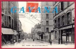 75 PARIS - Rue De La Voûte - France