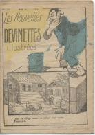 """LES NOUVELLES DEVINETTES ILLUSTREES   -  """" Dans Le Village Russe  """"  -  N° 514  -  Album Illustre Du Petit Dessinateur - Sammelkarten, Lernkarten"""