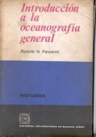"""""""INTRODUCCIÓN A LA OCEANOGRAFÍA GENERAL"""" DE RODOLFO N. PANZARINI  EDIT. EUDEBA AÑO 1970. PAG.195 ILUSTRADO GECKO. - Culture"""