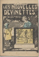 """LES NOUVELLES DEVINETTES ILLUSTREES   -  """" Ala Ferme  """"  -  N° 520  -  Album Illustre Du Petit Dessinateur - Sammelkarten, Lernkarten"""