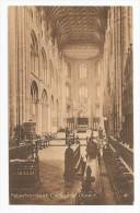 I3476 Peterborough - Cathedral - Choir / Non Viaggiata - Inghilterra