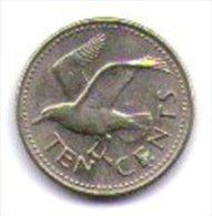 Barbados 10 Cent 1973 - Barbados