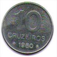 Brasile 10 Cruzeiros - Brasile