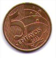 Brasile 5 Centavos - Brasile