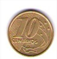 Brasile 10 Centavos - Brasile