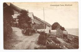 I3485 Minehead - Greenaleigh Farm / Non Viaggiata - Minehead