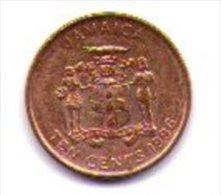 Giamaica Jamaica 10 Cents 1996 - Giamaica