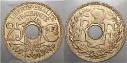 25 Cent 1939 - Francia