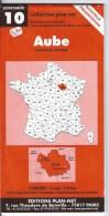 Département De L'Aube 10 - Roadmaps