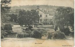Bois Larive Montlignon Faire Part Naissance Le 24/6/1904 Therese Parents Docteur Maurice Beaussenat 15 Rue Duphot Paris - Montlignon