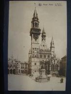 CP. 410. Alost. Le Beffroi - Aalst