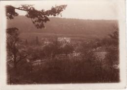 Photo Avril 1918 LACHALADE (près Clermont-en-Argonne) - Une Vue, L'abbaye (A110, Ww1, Wk 1) - Non Classés