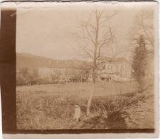 Photo Mai 1918 LACHALADE (près Clermont-en-Argonne) - L´abbaye (A110, Ww1, Wk 1) - Non Classés