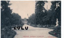 DEPT 54 : Lunéville Les Bosquets La Grande Allée - Luneville