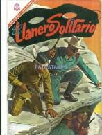12671 MAGAZINE REVISTA MEXICANAS COMIC EL LLANERO SOLITARIO Nº 162 AÑO 1966 ED NOVARO - Boeken, Tijdschriften, Stripverhalen