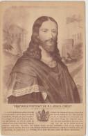 VERITABLE PORTRAIT DE JESUS CHRIST - Jésus