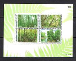 Thailand 1996 Sc # Bf 1685a  MNH **  Trees - Trees