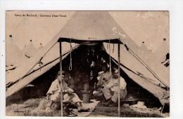 CPA/U658/CAMP DU RUCHARD SOUS LA TENTE - France