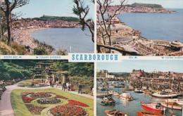 POSTCARD SCARBOROUGH POSTED 1990 - Scarborough