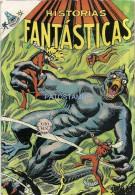 12674 MAGAZINE REVISTA MEXICANAS COMIC HISTORIAS FANTASTICAS Nº 193 AÑO 1968 ED EN NOVARO - Boeken, Tijdschriften, Stripverhalen