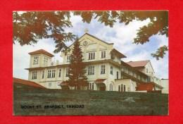 Trinidad - Mount St. Benedict - Roman Catholic Church - Trinidad
