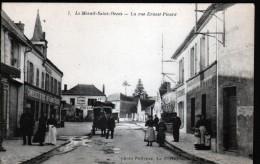 78, LE MESNIL SAINT DENIS, LA RUE ERNEST PICARD - Le Mesnil Saint Denis