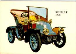 RENAULT 1908  / LOT  1308 - Voitures De Tourisme