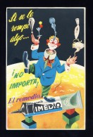 Buvard IMEDIO, Colle. Clown (Ref. 108577) - Buvards, Protège-cahiers Illustrés