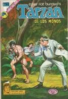 12675 MAGAZINE REVISTA MEXICANAS COMIC TARZAN DE LOS MONOS Nº 342 AÑO 1973 ED EN NOVARO - Boeken, Tijdschriften, Stripverhalen