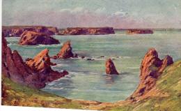 BAIE DE GOULPHAR D'EUGÈNE BOURGEOIS - Belle Ile En Mer