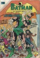 12677 MAGAZINE REVISTA MEXICANAS COMIC BATMAN EL HOMBRE MURCIELAGO Nº 535 AÑO 1970 ED EN NOVARO - Boeken, Tijdschriften, Stripverhalen