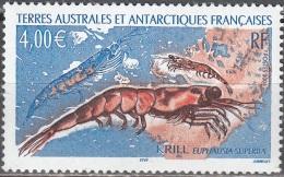 TAAF 2004 Yvert 386 Neuf ** Cote (2015) 16.00 Euro Krill - Terres Australes Et Antarctiques Françaises (TAAF)