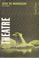L'Avant Scène Théâtre N° 472 Jeux De Massacre Eugène Ionesco - Non Classés