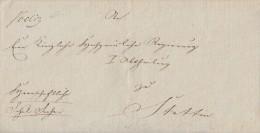 Brief Gelaufen Von Poelitz Nach Stettin - Deutschland