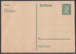 DR Ganzsache Minr.P170II Gezähnt Postfrisch - Deutschland