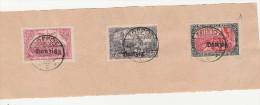 DANZIG 1902/1904 OBLITERE A ZOPPOT LOT 1 - Non Classificati