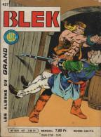 BLEK N° 427 BE LUG 07-1986 - Blek