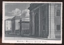 CASERTA   - ANNI 40 -  CASERMA GENERALE POLLIO - Caserta