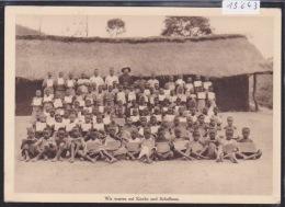 Mission Der Schweizer Kapuziner In Afrika / Capucins Suisses : Parti En 1944 De Fribourg ; Format 10 / 15 (13´643) - FR Fribourg